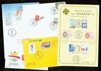 Frankrig 6 kuverter
