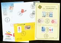 France - 6 enveloppes - EPJ