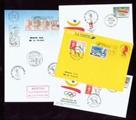 Frankrig 4 kuverter