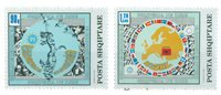 Albanie 1992 La Conférence Européenne de Sécurité et de Coopération