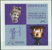 Albanien 1974 1749 Arkæologiske fund