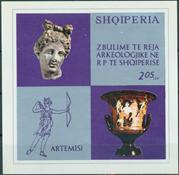 Albanie 1974 Trouvailles archéologiques