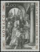 Monaco Y&T 876A - Dürer - timbre neuf