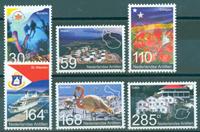 Antilles néerlandaises - Réimpression îles 2007 - Série neuve 6v