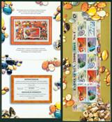 Indonesia - Overprint Indonesia '00 - Mint souvenir set