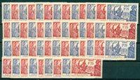 Koloniserie 1939 Int. udst. i New York