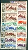 Série coloniale 1954 Libération