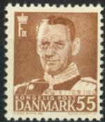 Danmark - AFA nr. 327 - Postfrisk