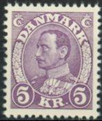 Danmark - AFA213 - Postfrisk