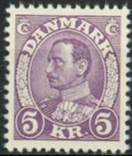 Danmark - AFA nr.213 - Postfrisk