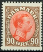 Danmark - AFA 109 - Postfrisk