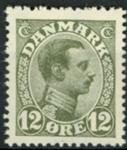 Danmark - AFA nr. 100 - Postfrisk