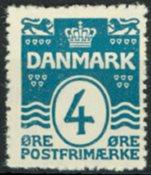 Danmark - AFA 80 - Postfrisk