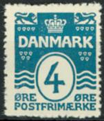 Denmark - AFA no. 80 - Mint