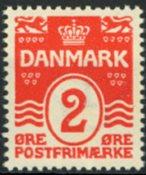 Danmark - AFA 78A - Postfrisk