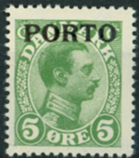 Danmark - AFA nr. 2 - Postfrisk