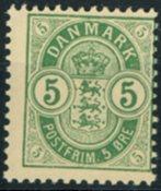 Danmark - AFA 34B - Postfrisk