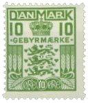 Danmark - AFA 2 - Postfrisk