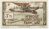 French Equatorial Africa - YT PA16