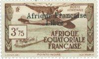 Afrique Equatoriale Française PA16