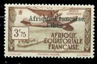 Afrique Equatoriale Francaise PA16