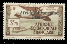 Afr. Equ Francaise PA16