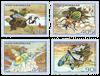 Hongrie - Insectes - Série neuve 4v