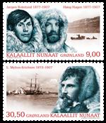 Groenland - Expéditions 2014 - Série neuve 2v
