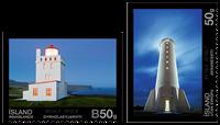 Islande - Phares 2014 - Série neuve 2v