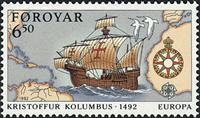 Færøerne - 6,50 kr