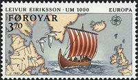 Færøerne - 3,70 kr