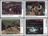 Færøerne AFA 217-220 - Postfrisk sæt