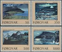 Færøerne - AFA nr. 201- 04 - komplet