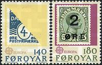 Færøerne - AFA 37-38 - Postfrisk sæt