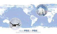 格陵兰岛 新邮- 南北两极