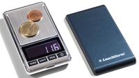 Digital møntvægt LIBRA 100 - Leuchtturm
