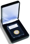 Møntetui NOBILE til Everslab/Quickslab møntkapsler  118 x 88 mm - Leuchtturm
