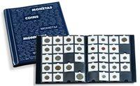 Album avec 10 recharges pour chacune 20 monnaies sous étui carton