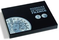 Coffret pour 15 pièces de 10¤-/1,5¤ fr. commémo. en capsule (Ø 37 mm), 1 pl