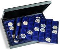Møntkassette PRESIDO 90 mønter eller møntkapsler 39 mm - Leuchtturm