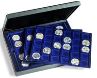 Coffret PRESIDIO TRIO avec chacun 30 cases carrées  (39 x 39 mm)