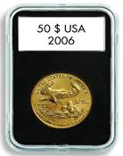 Cápsulas para monedas QUICKSLAB, diámetro 17 mm
