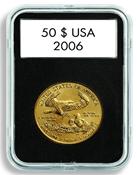 Cápsulas para monedas QUICKSLAB, diámetro 19 mm