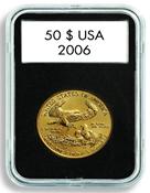 Cápsulas para monedas QUICKSLAB, diámetro 20 mm