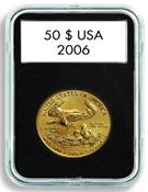 Cápsulas para monedas QUICKSLAB, diámetro 21 mm