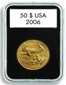 Cápsulas para monedas QUICKSLAB, diámetro 23 mm