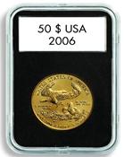 Cápsulas para monedas QUICKSLAB, diámetro 27 mm