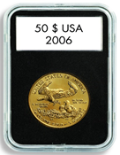 Cápsulas para monedas QUICKSLAB, diámetro 29 mm