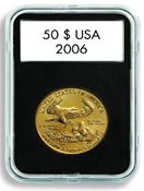 Cápsulas para monedas QUICKSLAB, diámetro 31 mm