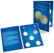 Pochette de classement 2 euros 2015 Hessen